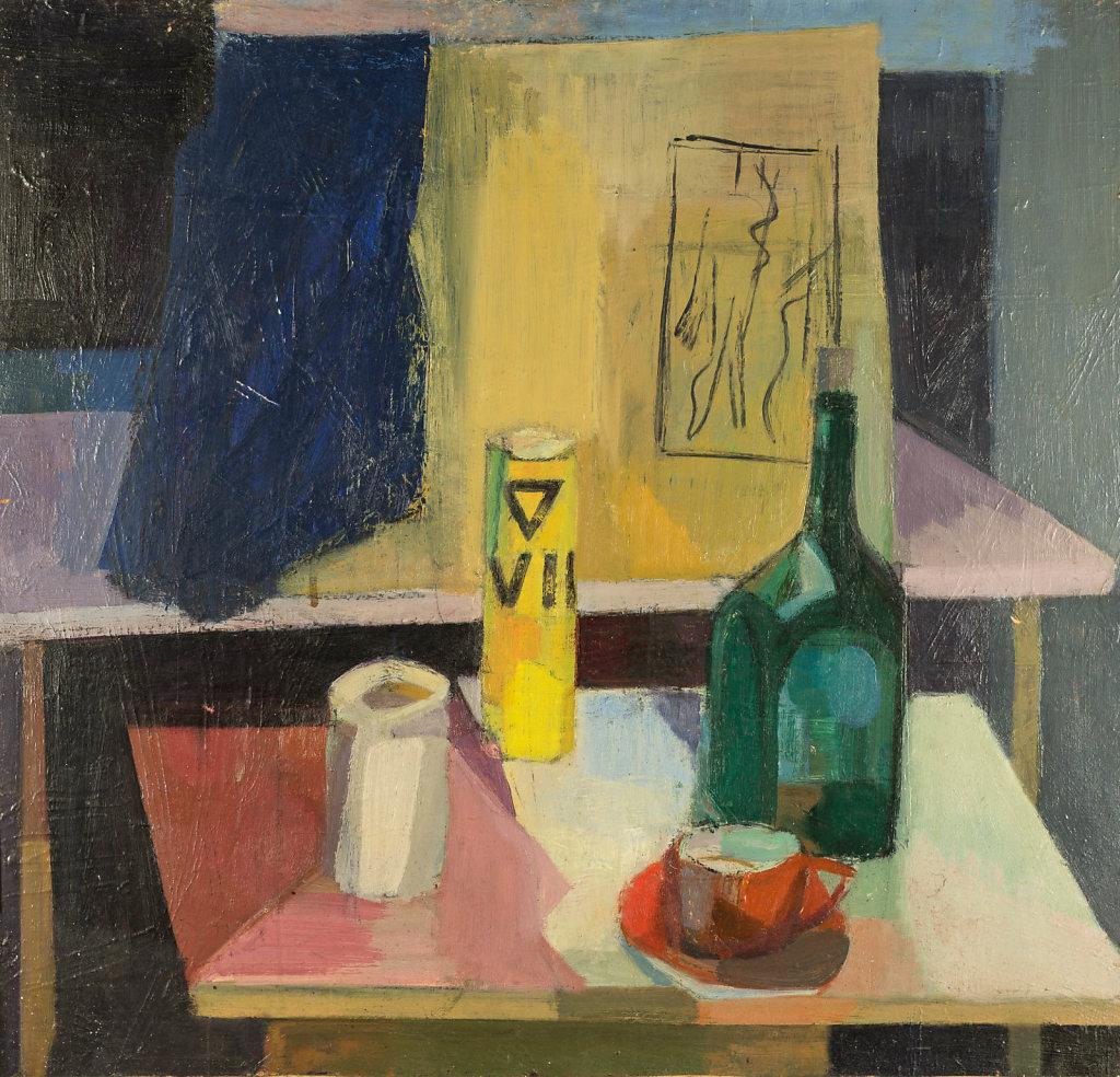 Malerei 1950 - 1959