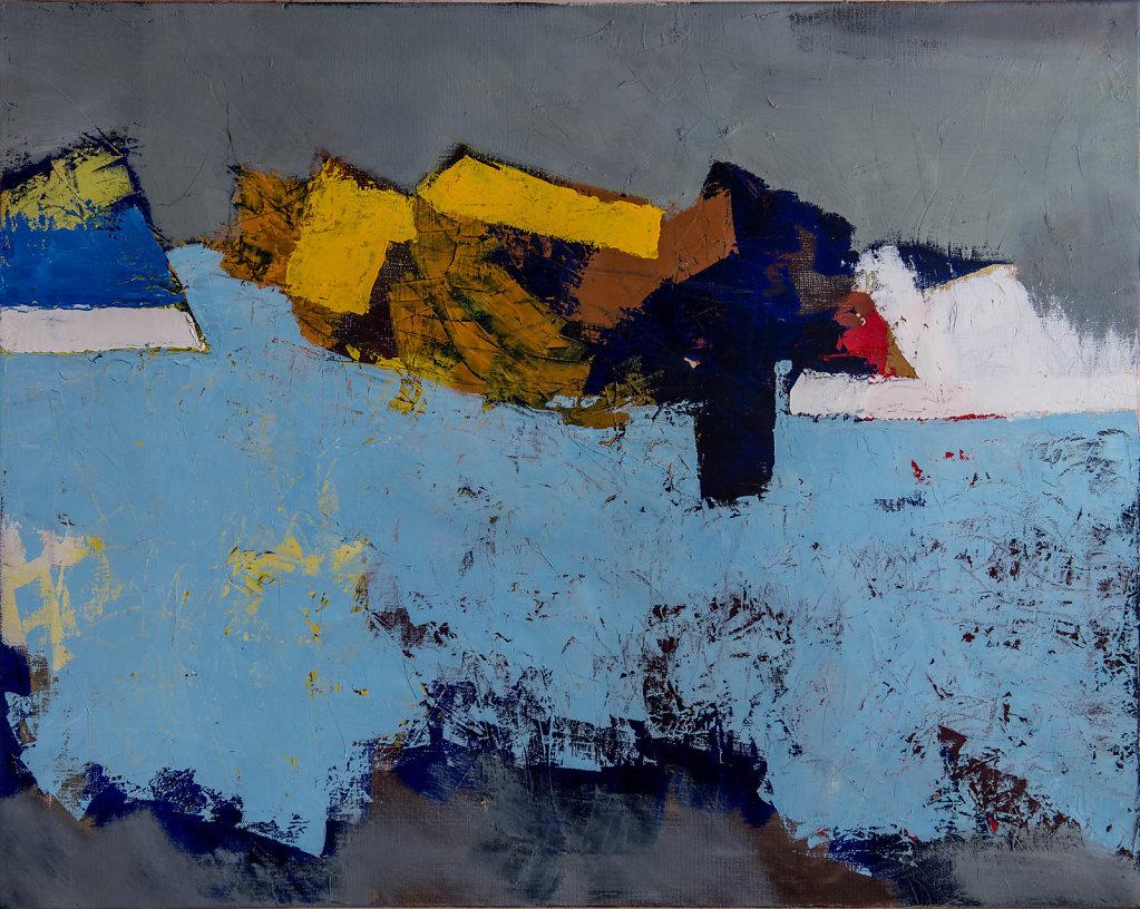 Malerei 1970 - 1979