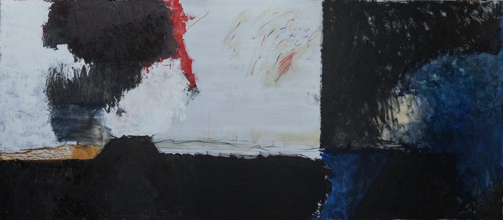 Triptychon, Mittelteil