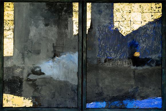 Schüpfener Triptychon, Aussenflügel
