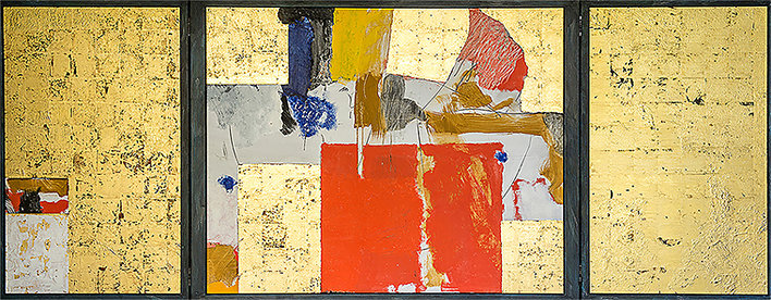 Schüpfener Triptychon, Mittelteil
