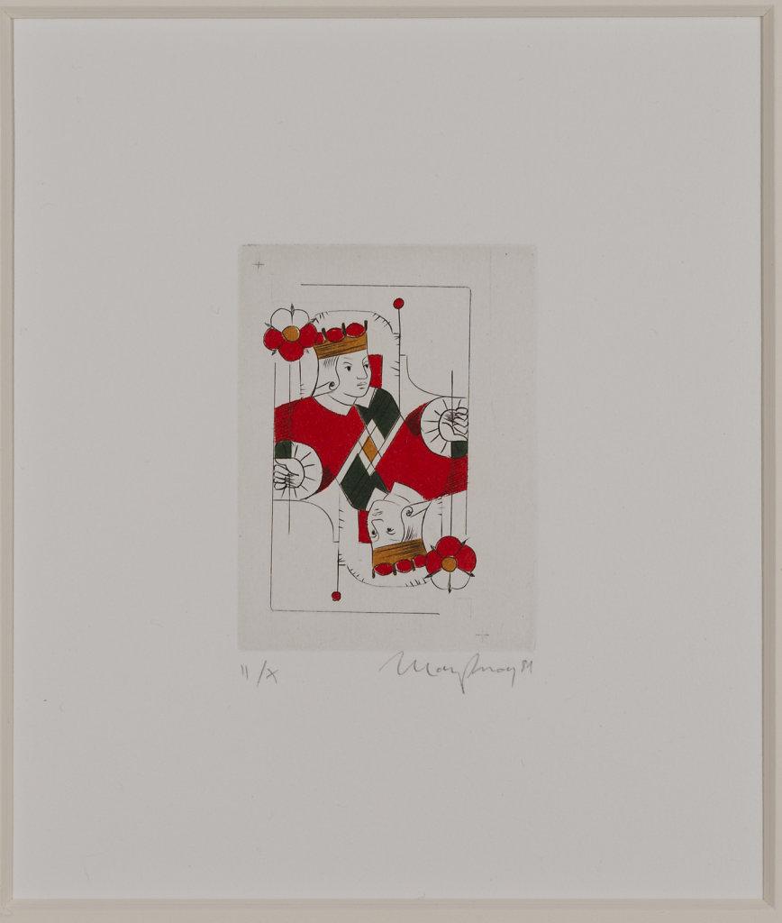 Deutschschweizer Jasskarten, Auftragsarbeit 1979-1981