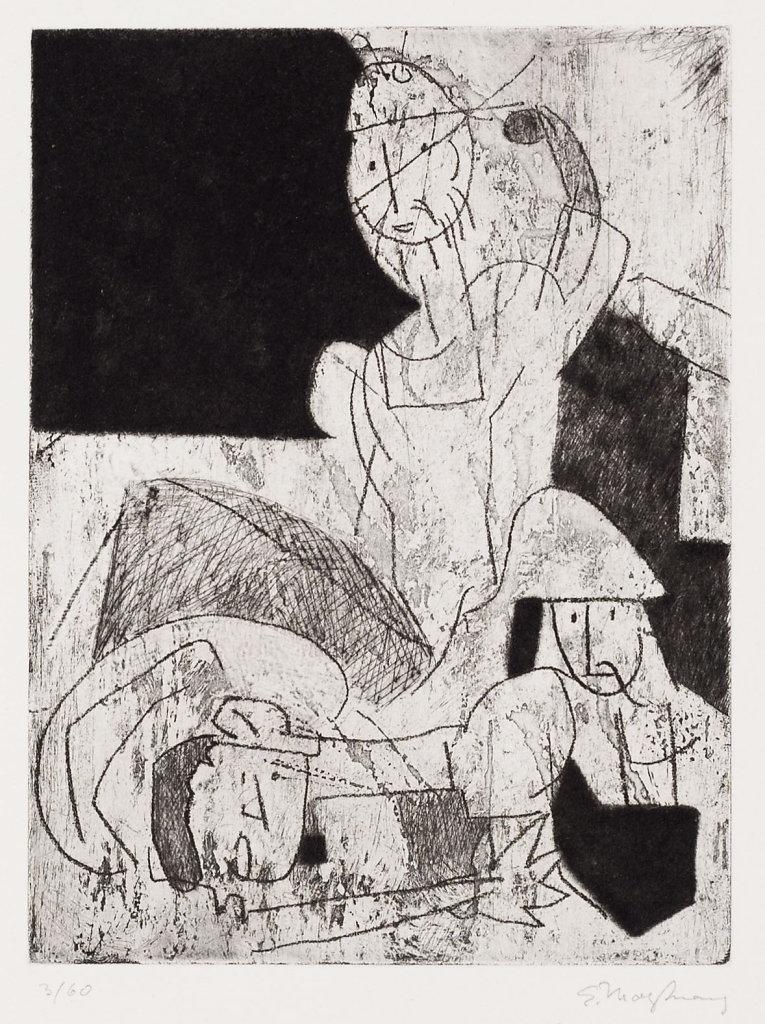Einzelblätter 1950 - 1959