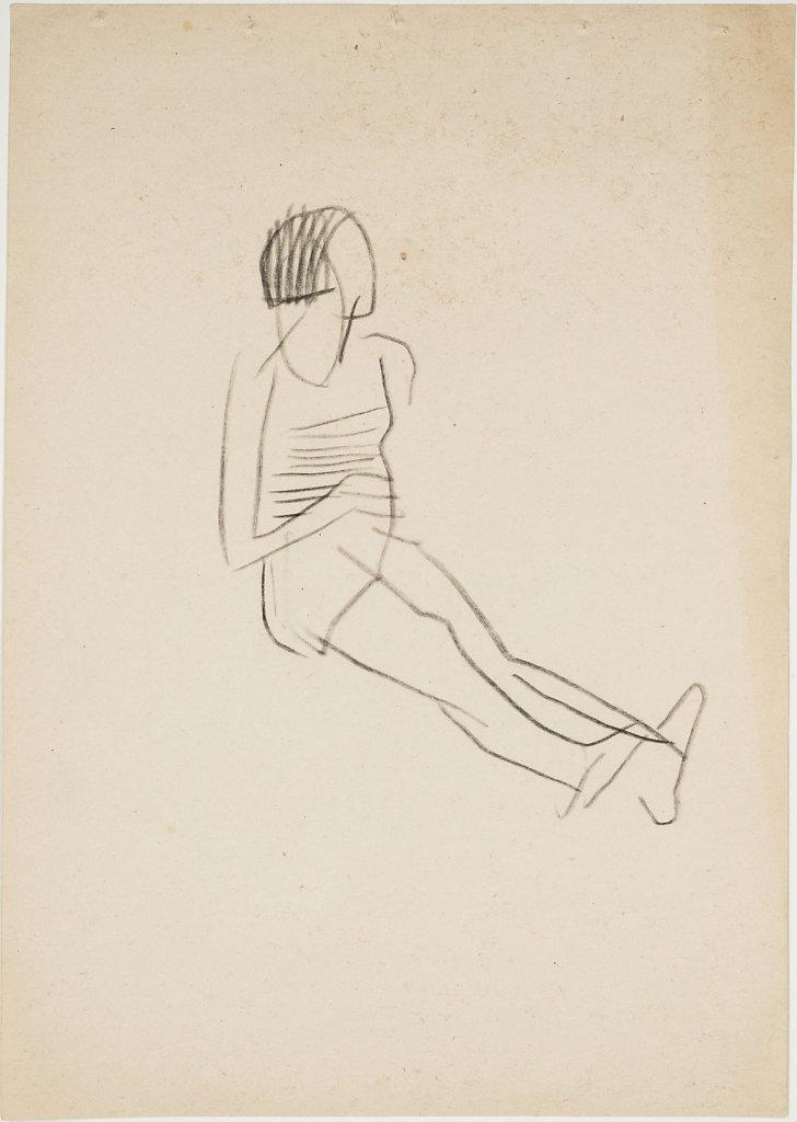 Zeichnungen 1950 - 1979